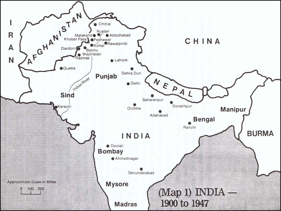 Map India 1900 1947 65041f