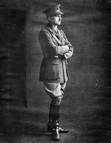 Colonel Cecil John Lyons Allanson CMG CIE DSO