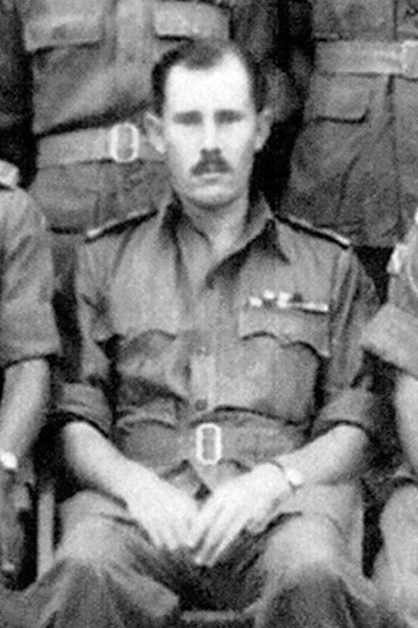 1st Battalion 1944-1947 Lt Colonel O C T Dykes MC